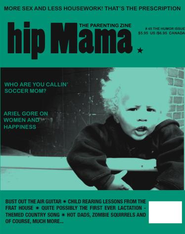 Hip Mama Cover