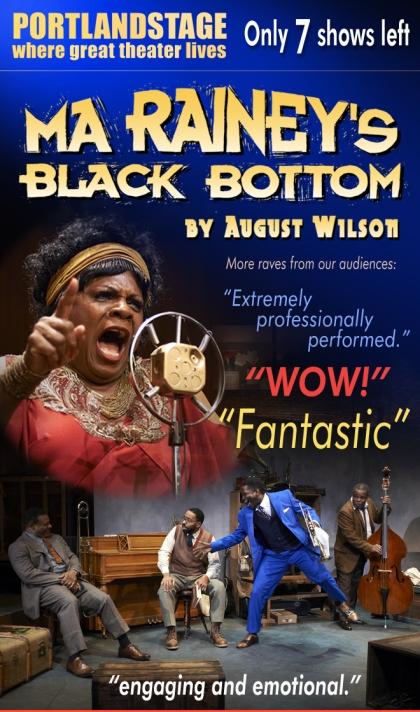 Ma Rainey's Big Black Bottom